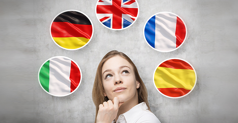 European languages: How realising their importance can give you a competitive edge in Europe